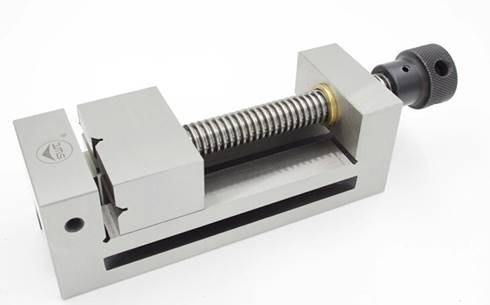 TOOL MAKER VISE (High Level Type)