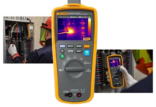 Thermal Multimeter - True-rms FL279FC