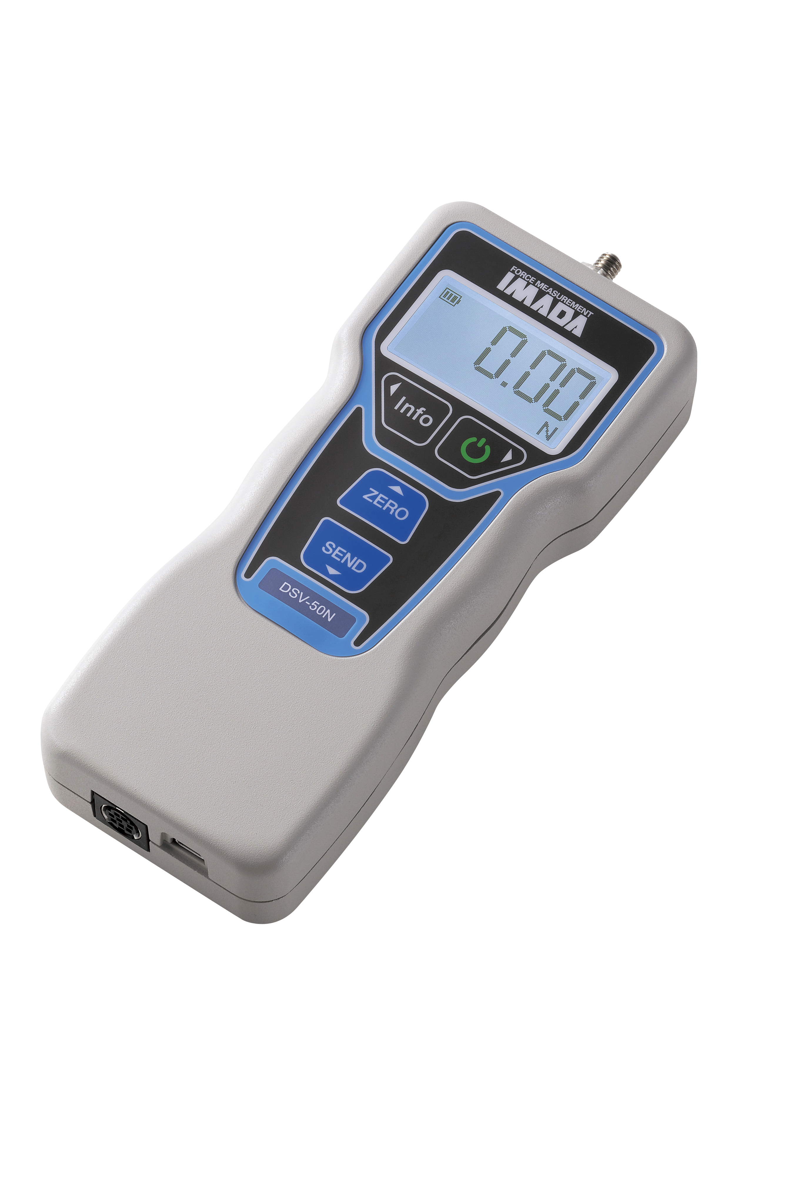 DIGITAL FORCE GAUGE DSV / DST series