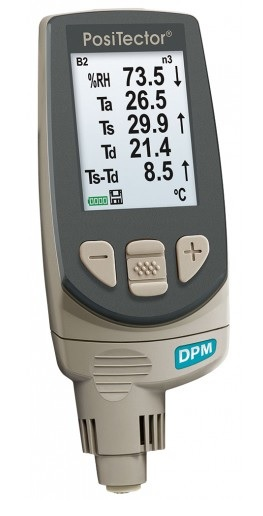 DEW POINT METER IR