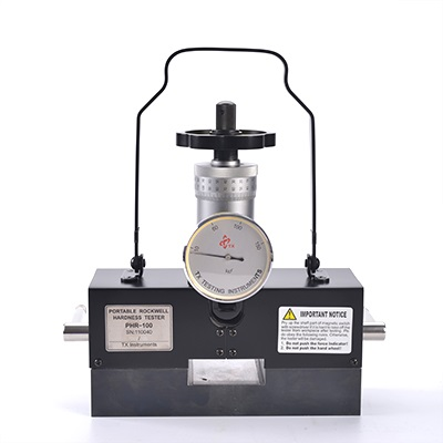 Magnetic Rockwell Hardness Tester