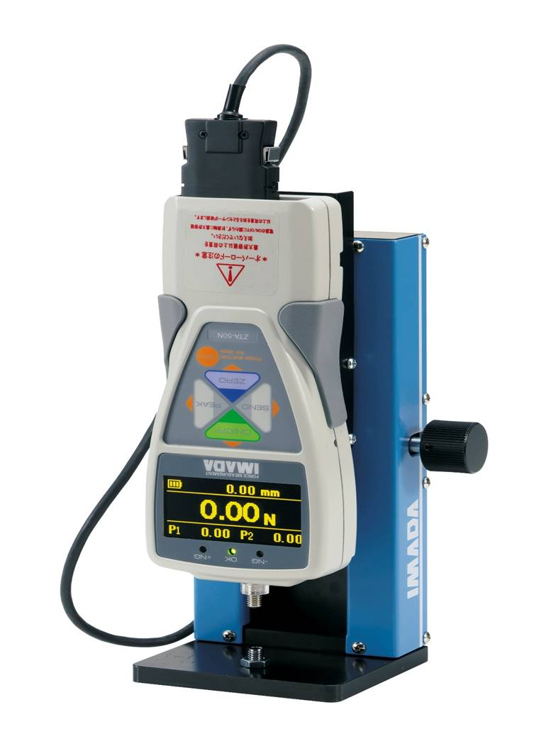 SMALL MANUAL TEST STAND - MS series