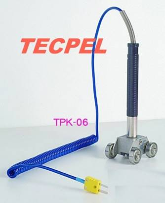 THERMOCOUPLE  - ROLLER PROBE